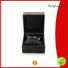Yonghuajie Brand made leather box black factory