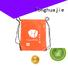 Yonghuajie Brand natural plain storage nylon mesh bag printing