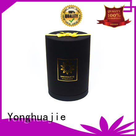 Yonghuajie Best high quality paper box Suppliers for watch packing
