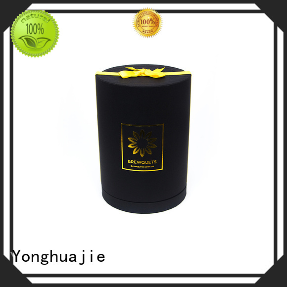 Yonghuajie Wholesale custom gift boxes Suppliers for jewelry shop
