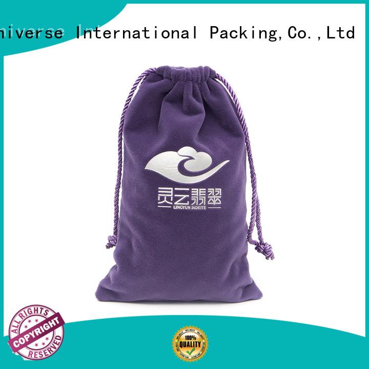 Wholesale bag velvet makeup bag Yonghuajie Brand