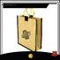 baguip005 burlap wine Yonghuajie Brand jute gift bags manufacture