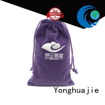 Custom watch velvet velvet makeup bag Yonghuajie bag