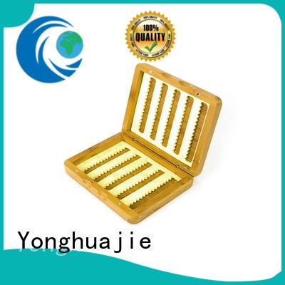 good bamboo bamboo jewelry box quality gift Yonghuajie Brand