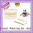 blank zipper bag cosmetic Yonghuajie Brand canvas tote bags wholesale supplier