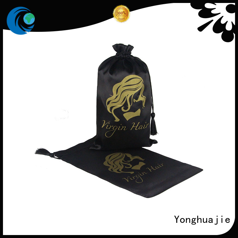 Yonghuajie marble satin bags with power bank for packaging