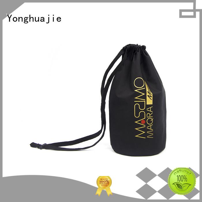 nylon mesh bag bag Yonghuajie Brand nylon drawstring bag