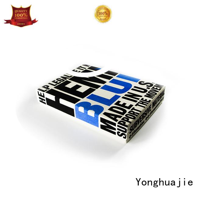 Quality Yonghuajie Brand printing cloth gift box                                                                                                                                                                clothing boxes