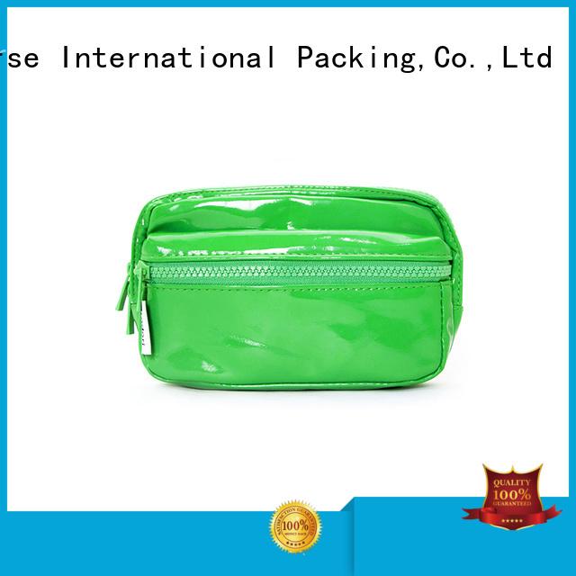 leather vanity bag large for gift Yonghuajie