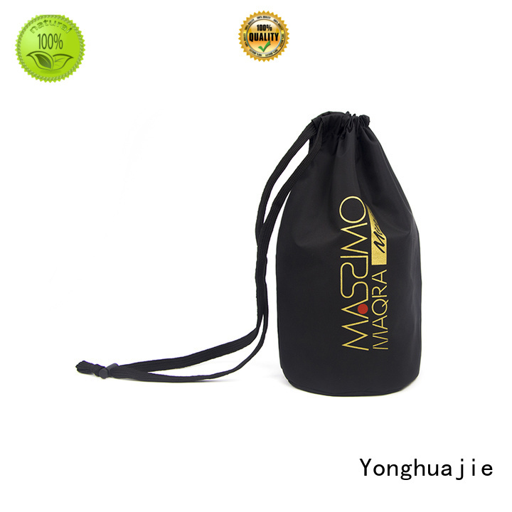 round bottom nylon mesh bag silk for packaging Yonghuajie
