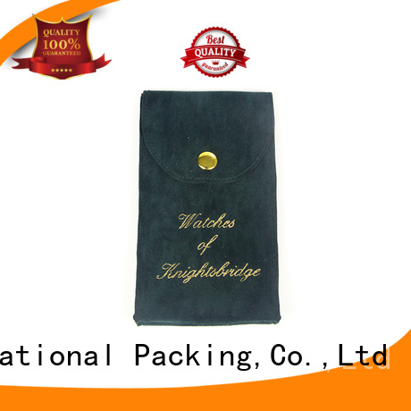 Yonghuajie top manufacturer satin bags cheap for watch packing