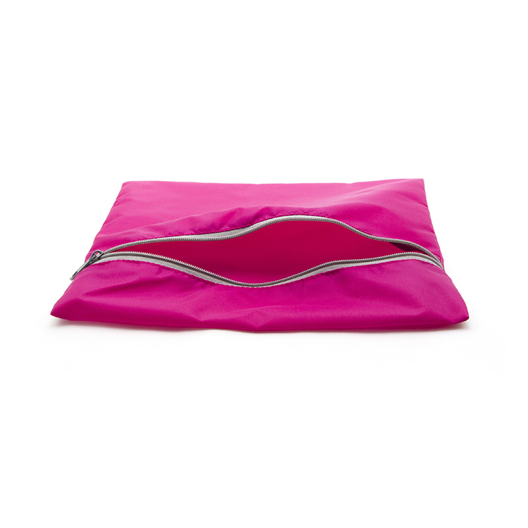 tote nylon drawstring bag silk with drawstring for shoes-4