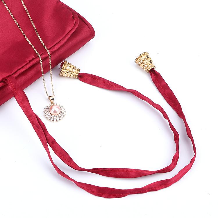 Yonghuajie High-quality pvc bag with drawstring for shopping-4