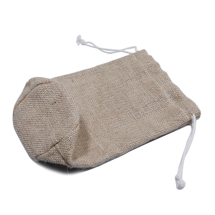 Yonghuajie bamboo handle jute tote bag free sample for storage-5
