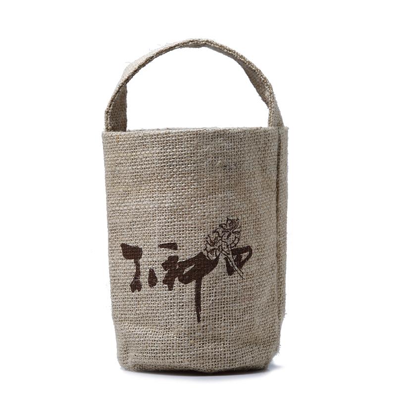 Yonghuajie jute drawstring bag high quality for wine-4