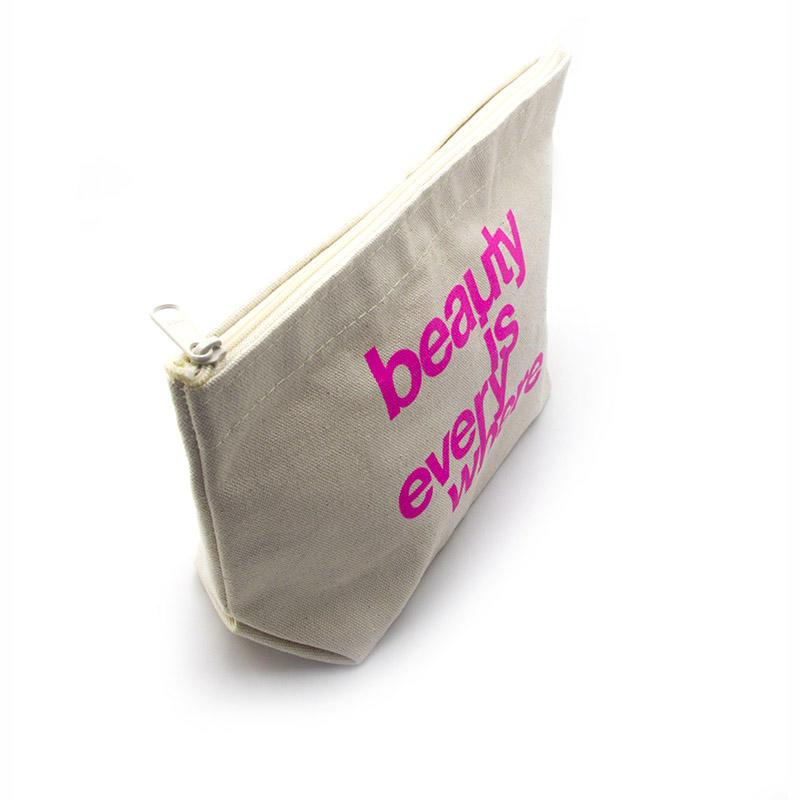 Yonghuajie Custom striped canvas tote bag window for makeup-2