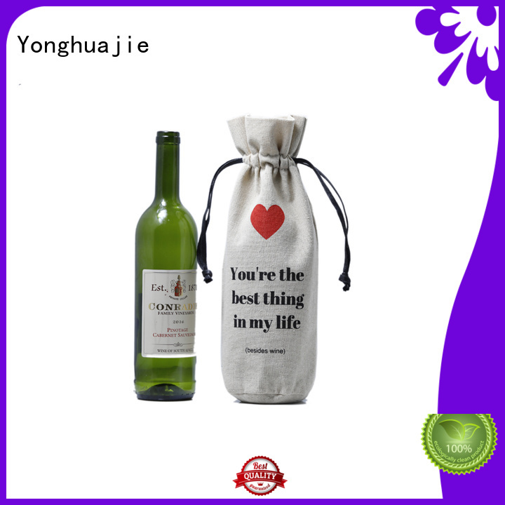 Yonghuajie Top cotton bags wholesale top-selling for friends