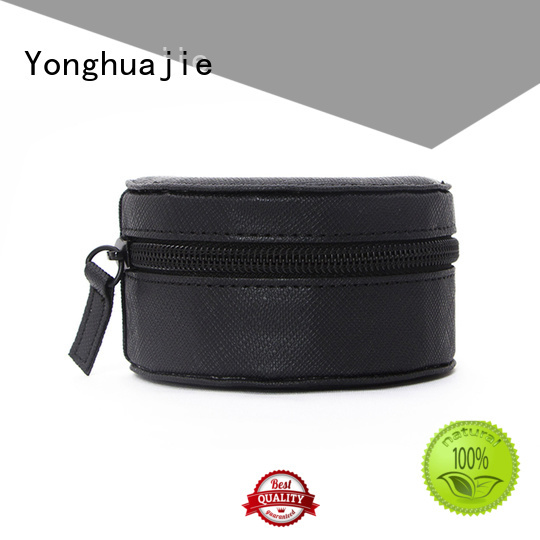 obm leather ring box at discount Yonghuajie