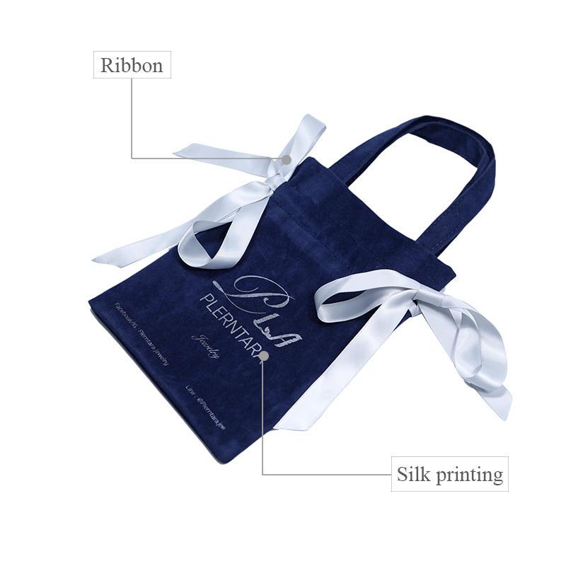 plastic velvet makeup bag top manufacturer top-selling for jewelry shop-2