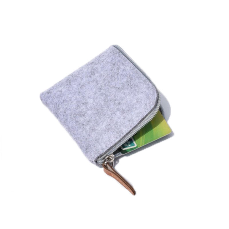 Yonghuajie High-quality felt purse for business for goods-3