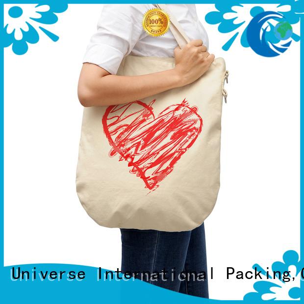 printing plain canvas bag cotton for makeup Yonghuajie