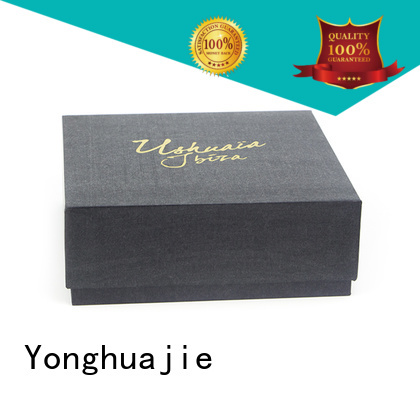 thick paper gift box top-selling for gift Yonghuajie