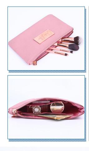 Yonghuajie oem leather makeup bag for gift-2