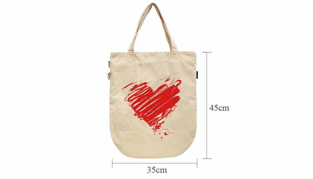 Yonghuajie order blank canvas bags canvas cosmetic bag pu leather for shopping-1