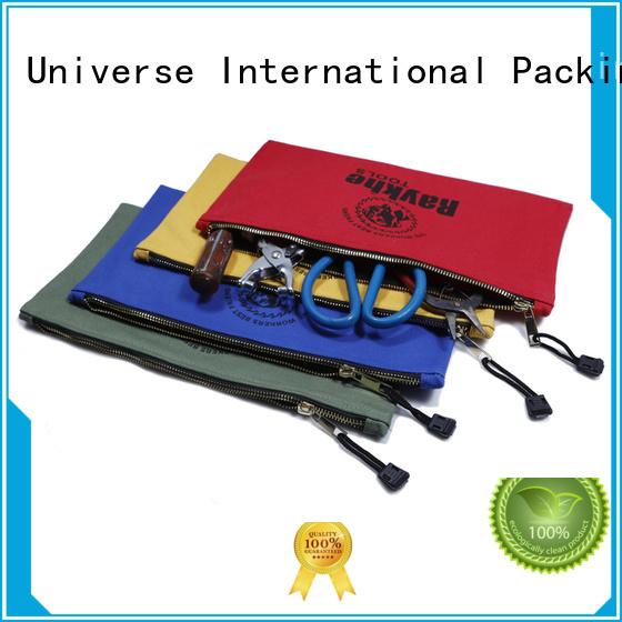 packaging natural cosmetic OEM canvas tote bags wholesale Yonghuajie