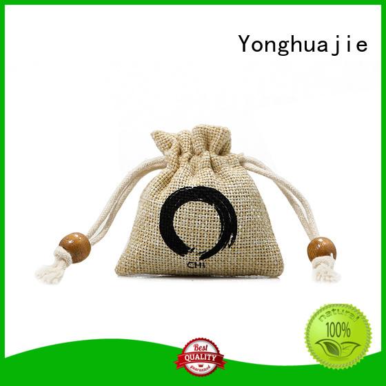 Quality Yonghuajie Brand coffee natural jute sack                                                                                                                                                                                               jute shopping b