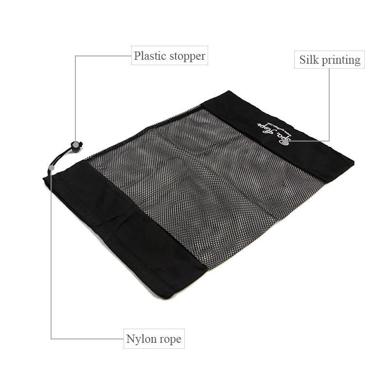 Yonghuajie drawstring dishwasher mesh bag on-sale for packaging-3