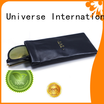 pu leather sunglasses pouch free sample Yonghuajie