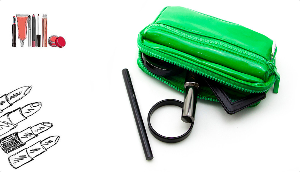 Yonghuajie custom leather makeup pouch fast delivery for wedding rings-6