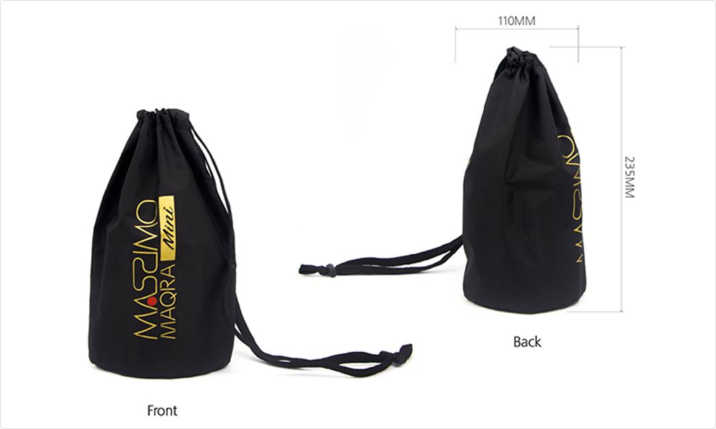 Yonghuajie round bottom nylon vs polyester backpack factory-1