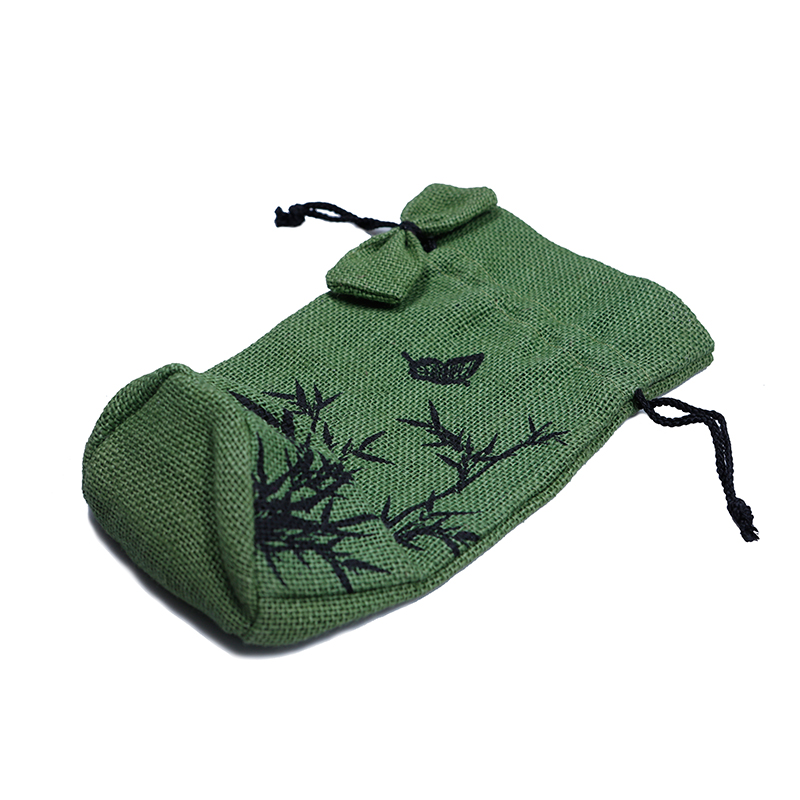 Yonghuajie jute grocery bags for wholesale for packing-2
