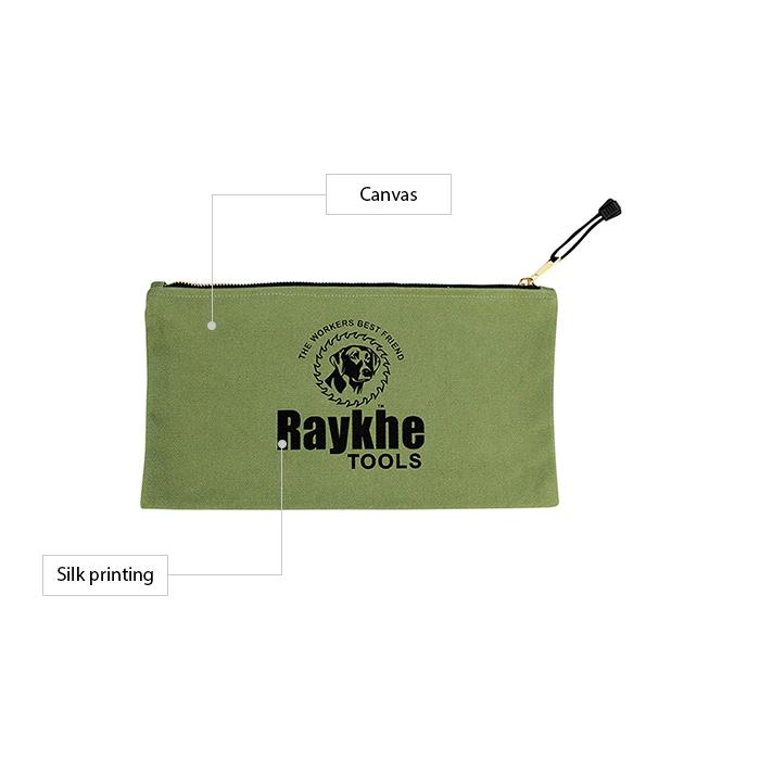order Custom cosmetic canvas tote bags wholesale natural Yonghuajie