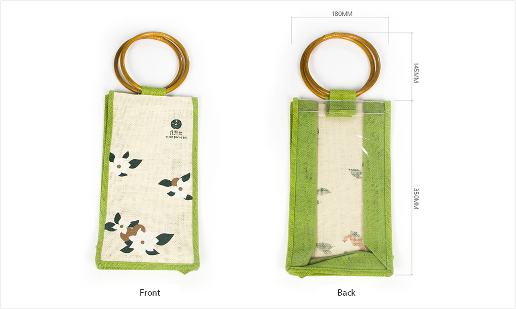 Yonghuajie Best reusable cotton bags high quality for storage