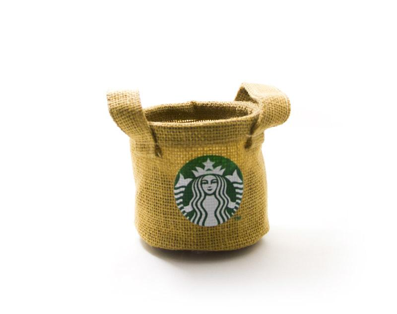 Jute Storage Bag Cute Gift Boxes