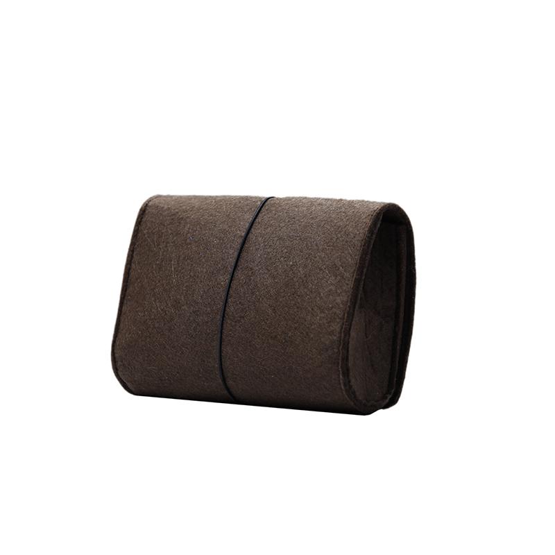 Custom Felt Bag for mobile phone or power bank packing