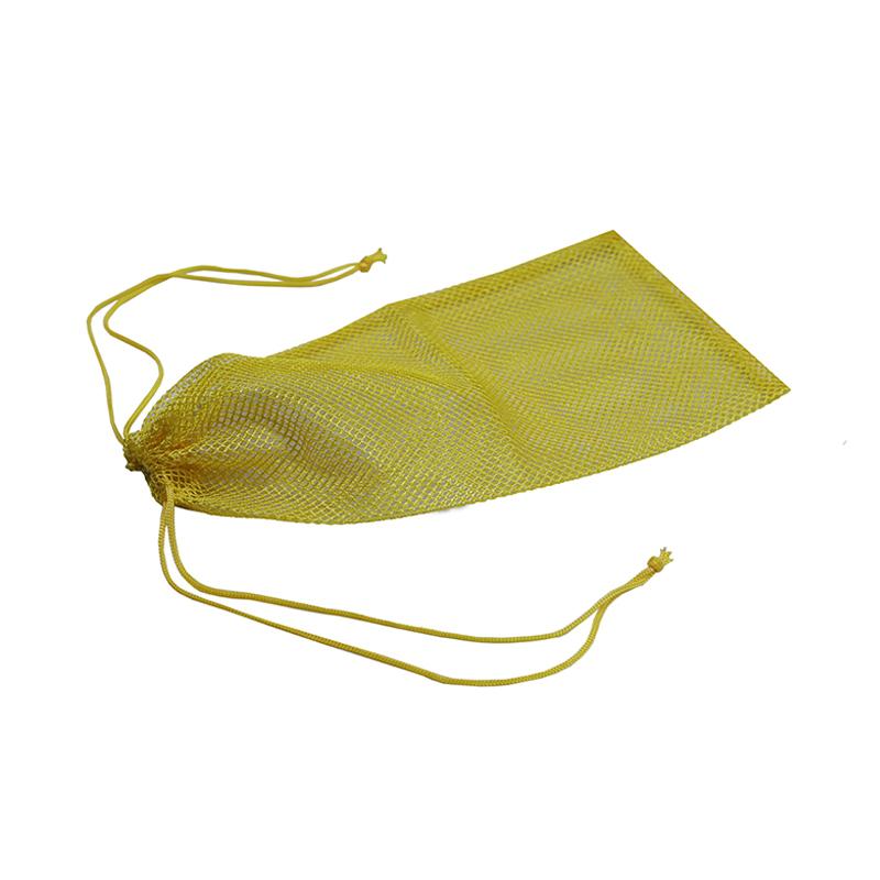 Custom Colors Mesh Drawstring Bags
