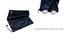 Yonghuajie Brand orange pouch nylon plain nylon drawstring bag