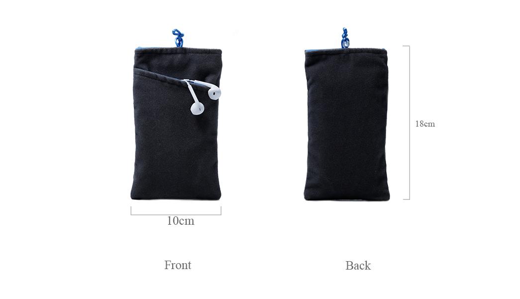 printed logo velvet pouch cheap for packaging Yonghuajie