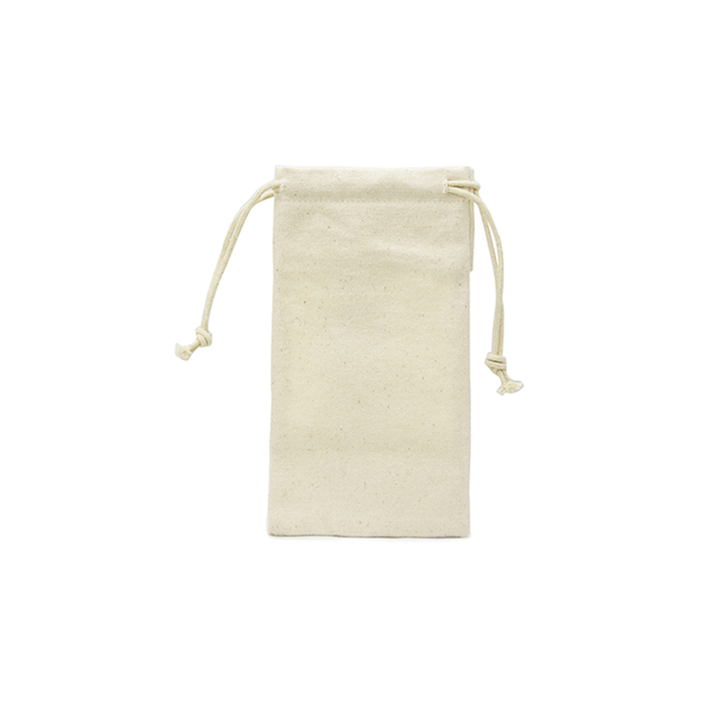 Custom Drawstring Canvas Wholesale Canvas Bags With Pvc Window