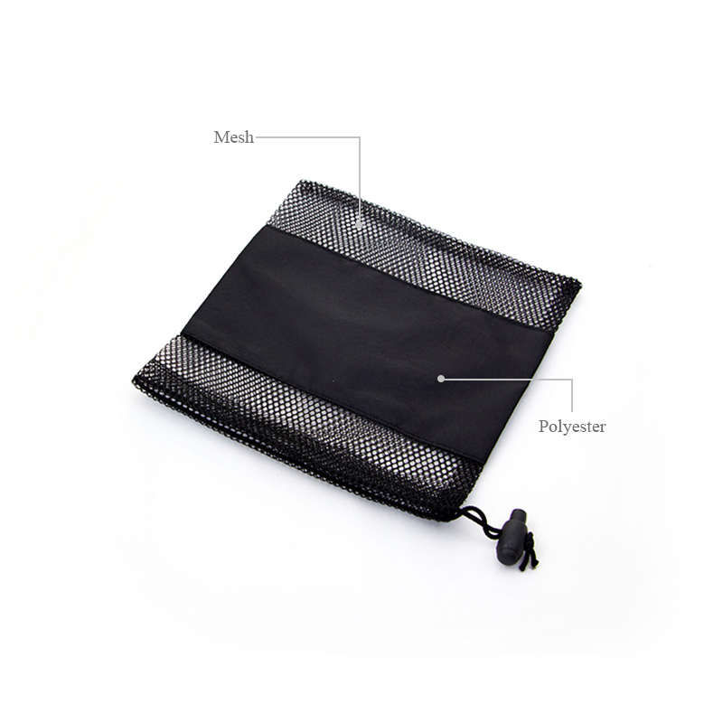 Yonghuajie patch zippered mesh laundry bags at sale for jewelry