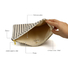 natural canvas tote bags wholesale custom size cotton for shopping