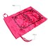 Yonghuajie soft satin drawstring bags with zipper for shoes