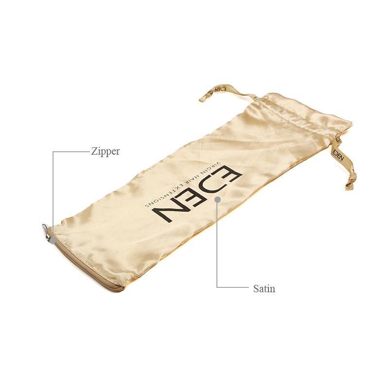 Satin Drawstring Cutlery Bag