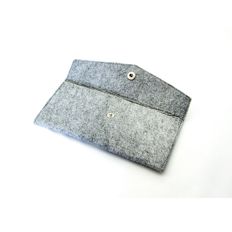 Felt Purse Glasses Pouch