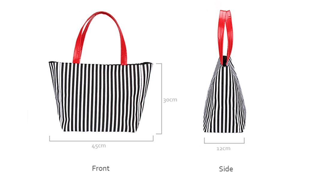 Yonghuajie drawstring mens canvas tote bag printing for travel