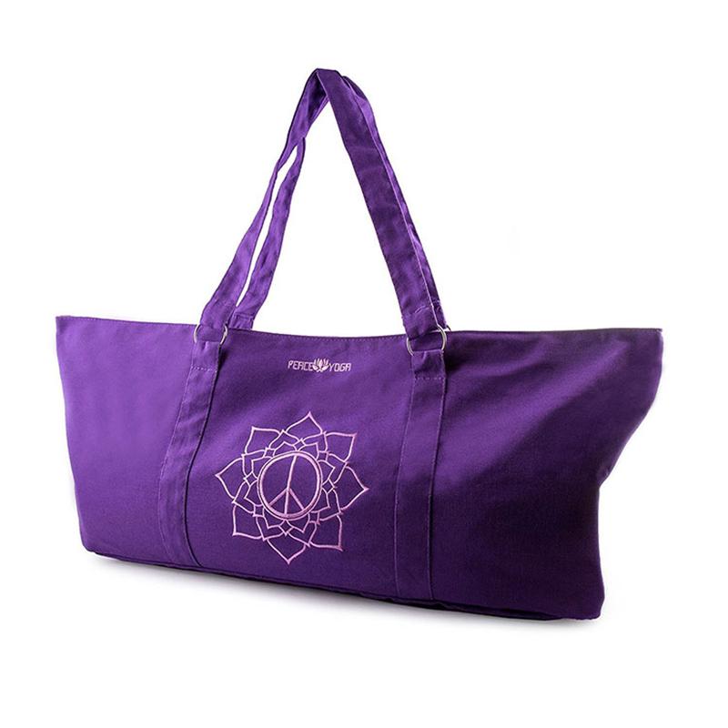 Small Canvas Bags Yoga Mat Tote Bag